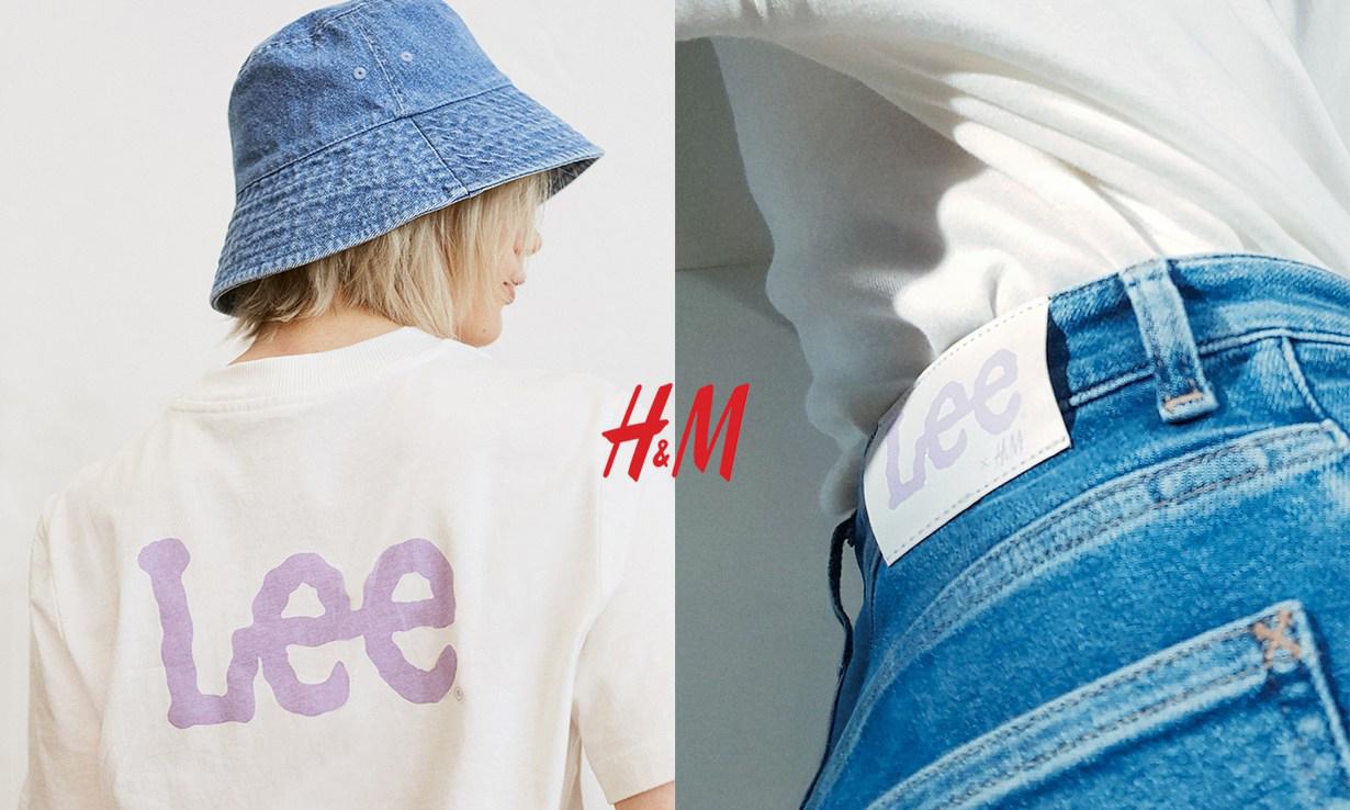 与 Lee 合作,H&M 推出联名牛仔系列