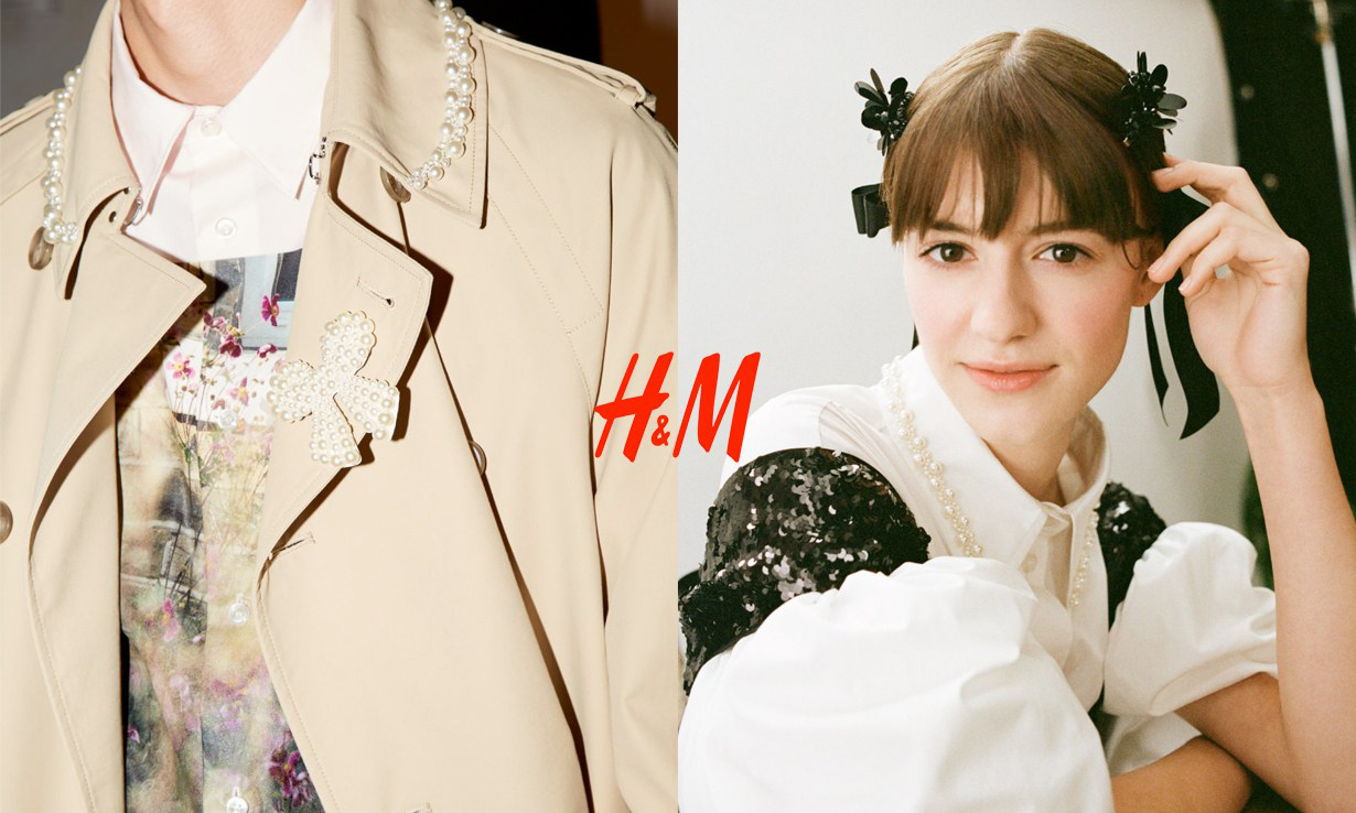 Simone Rocha x H&M 联名系列将于三月发售