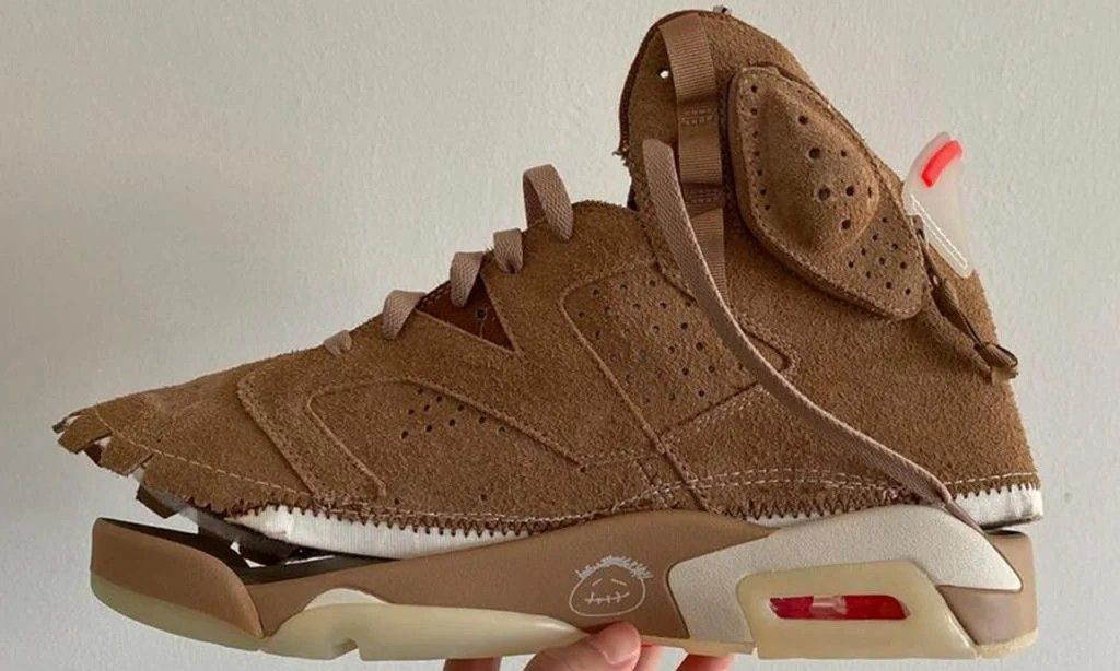Travis Scott x Air Jordan VI 新配色或将发售