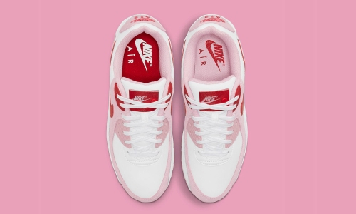 一封「情书」,Nike Air Max 90 「Valentine's Day」首度亮相