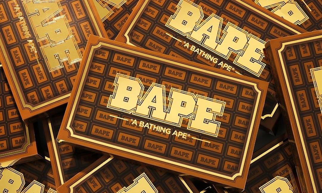 BAPE® 推出 2021 情人节限定系列