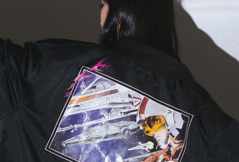 BAIT 发布星球大战灵感主题胶囊系列