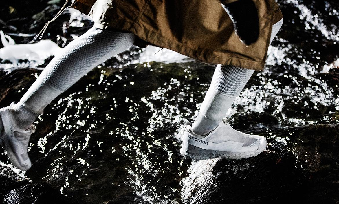 Fumito Ganryu x Salomon 打造「全地形」鞋款
