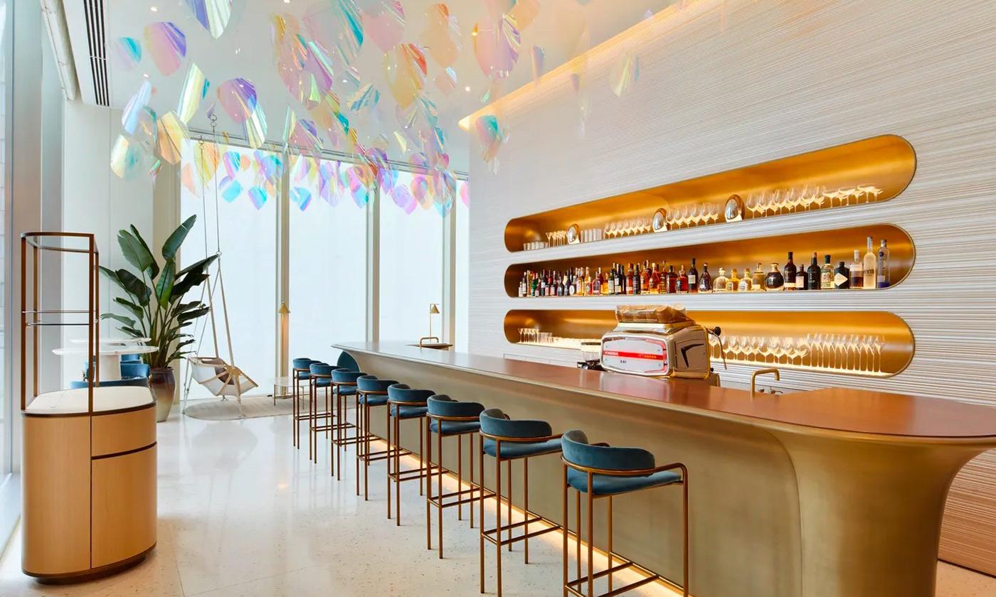 LOUIS VUITTON 首家餐厅与咖啡馆将于日本开业