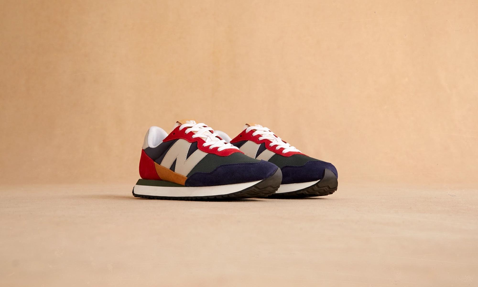 New Balance 即将发布全新 237 鞋款