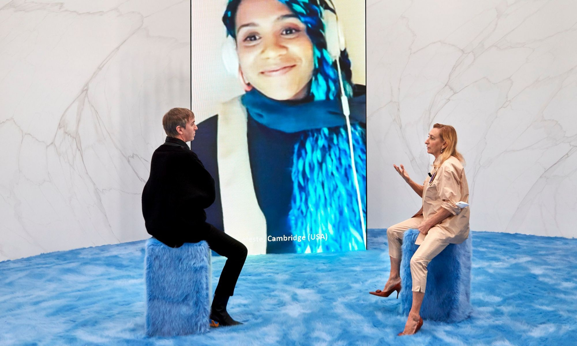 Miuccia Prada 与 Raf Simons 将在新季女装秀后再度展开对话环节