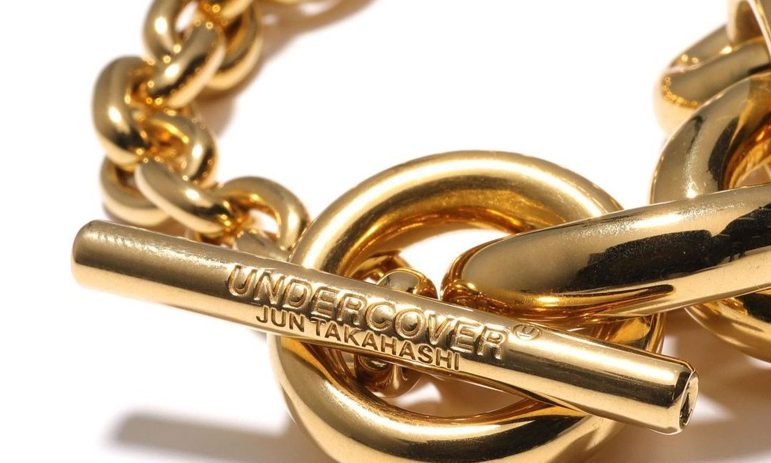 UNDERCOVER x JUSTIN DAVIS 合作珠宝系列已上架启售