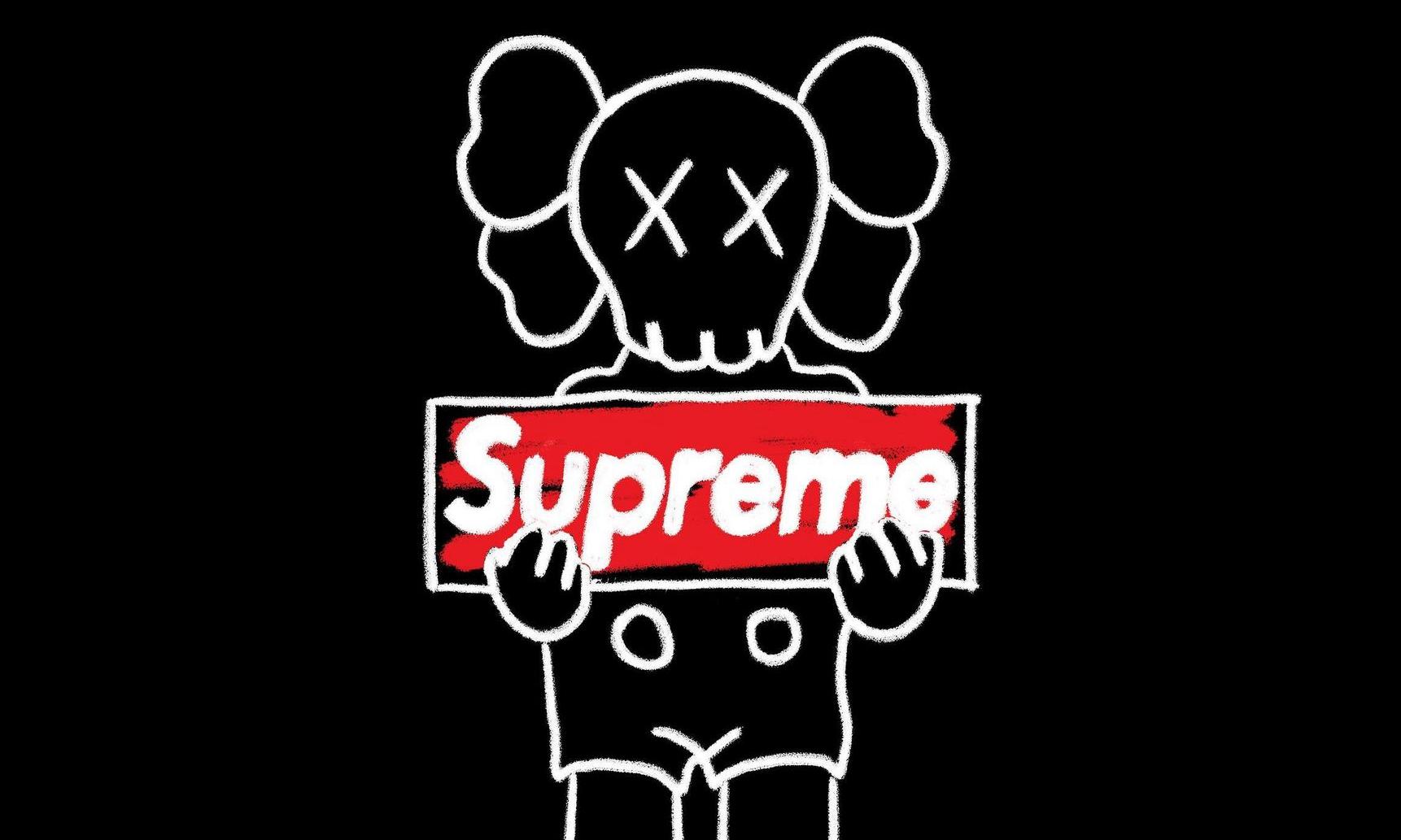 Supreme 或将在本季与 KAWS 展开合作