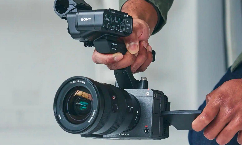 索尼带来 FX3 紧凑型全画幅电影机