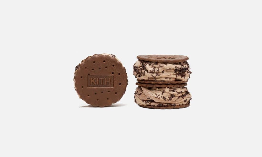 KITH Treats 推出新口味「冰淇淋三明治」