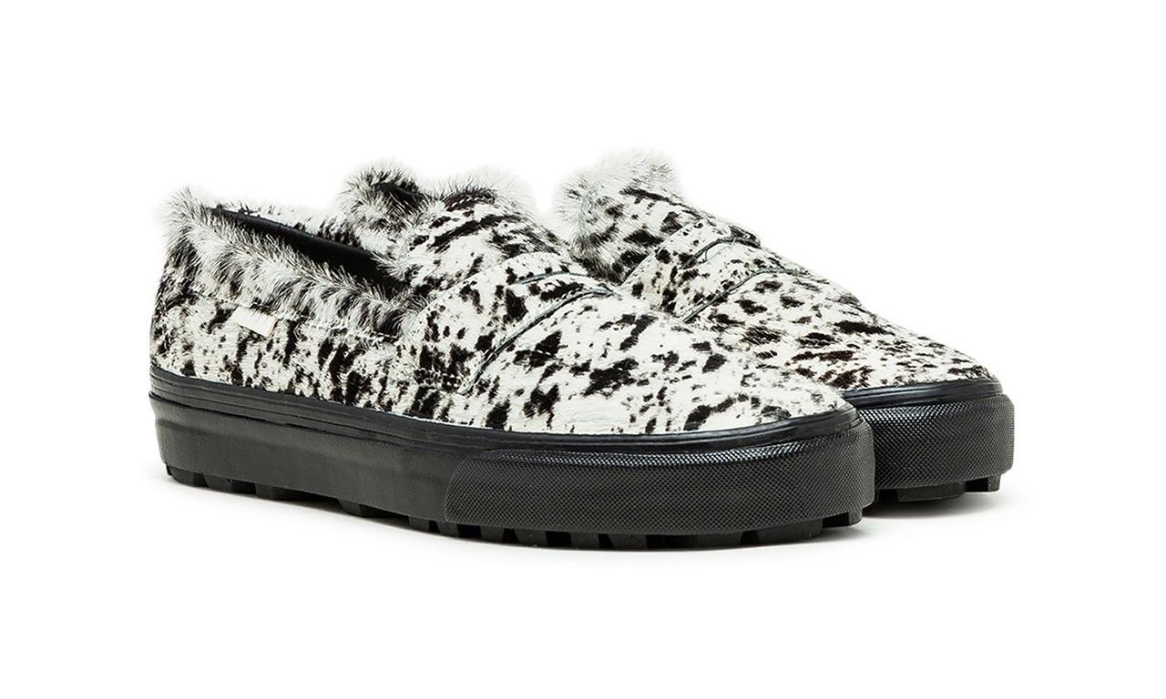 似毛茸茸「小马」,Vans Vault 发布最新 UA OG Style 53 LX 鞋款