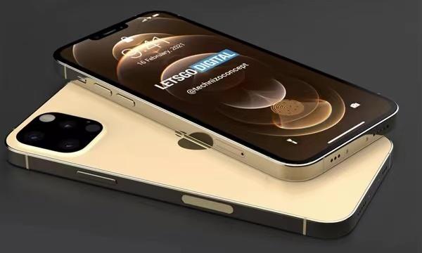 iPhone 13 或将刘海缩短,取消底部充电口