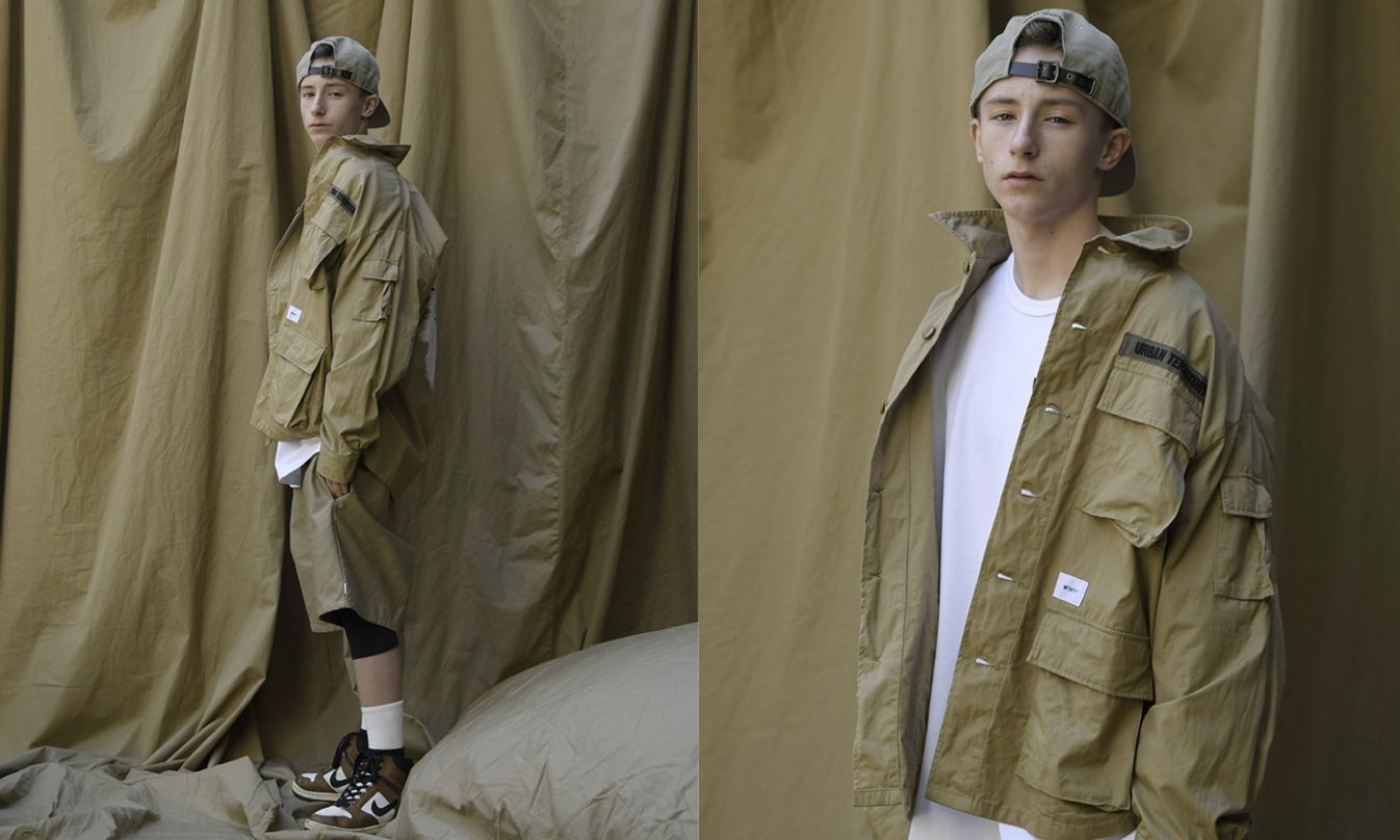 WTAPS 2021 春夏系列 Lookbook 发布