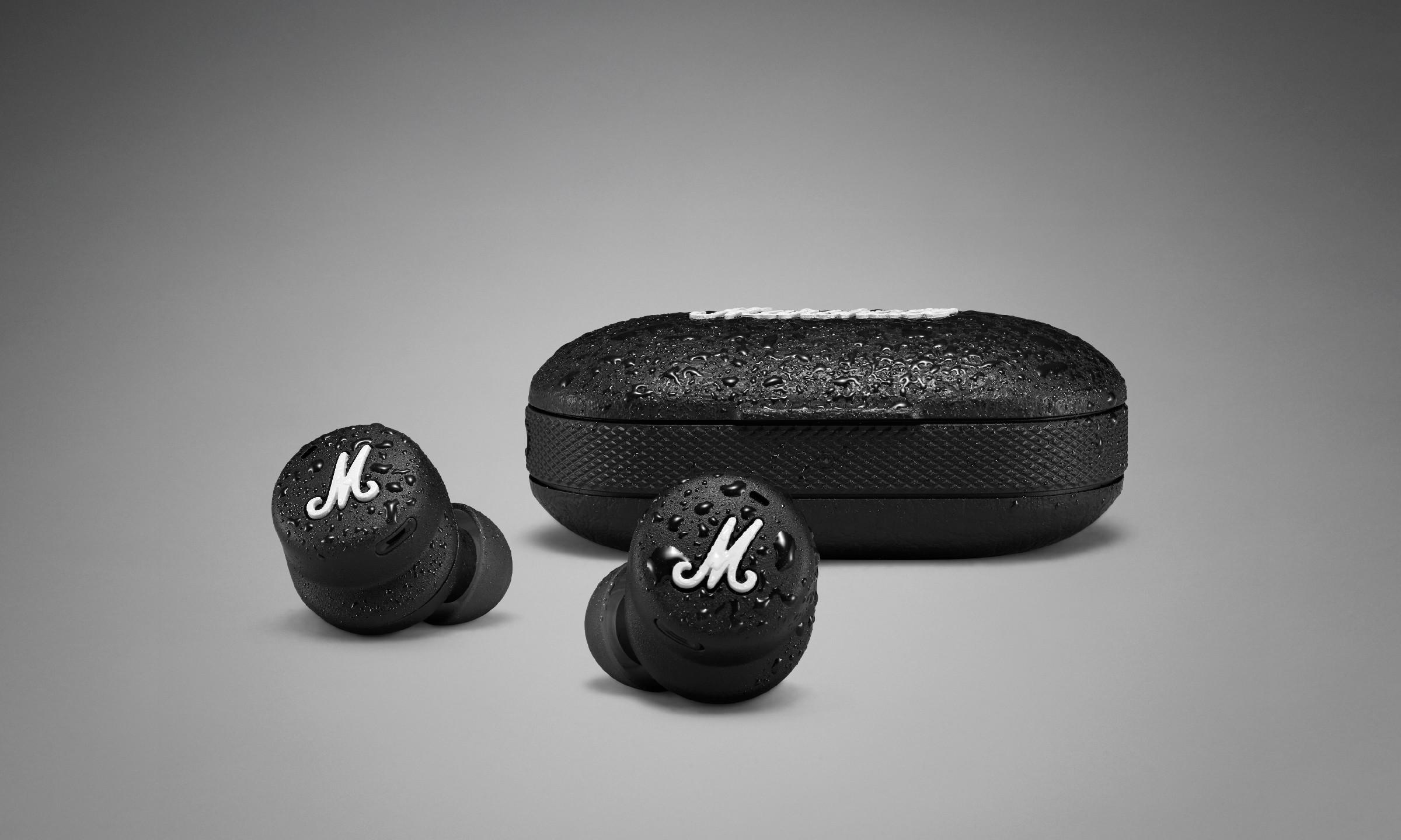 Marshall 发布首款真无线入耳式耳机 Mode II