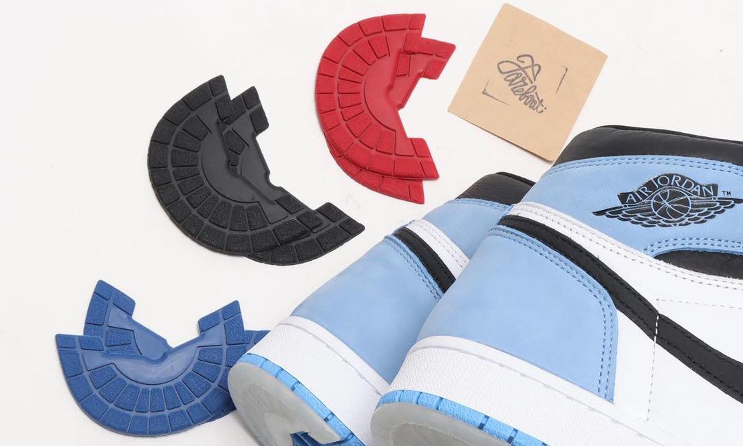 保护配件登场,FOREFOOT 推出鞋跟耐磨贴底
