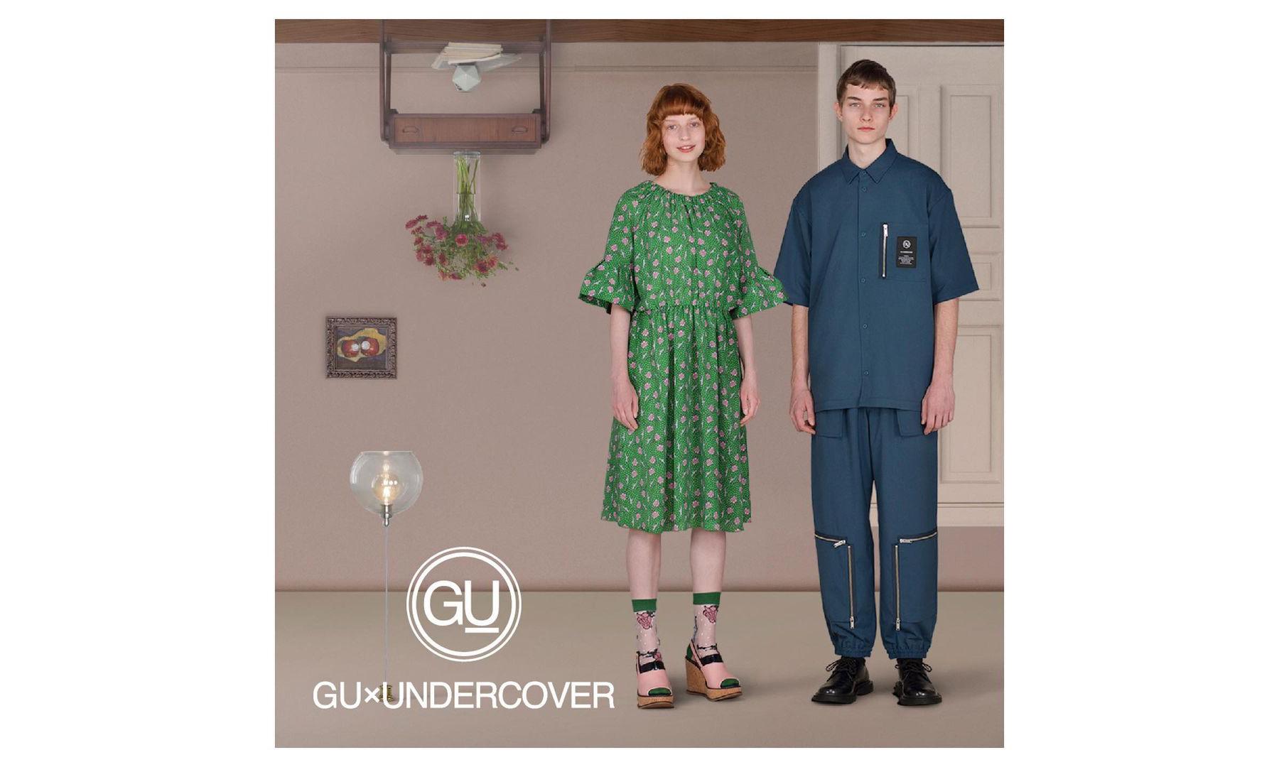 UNDERCOVER x GU 联名系列释出