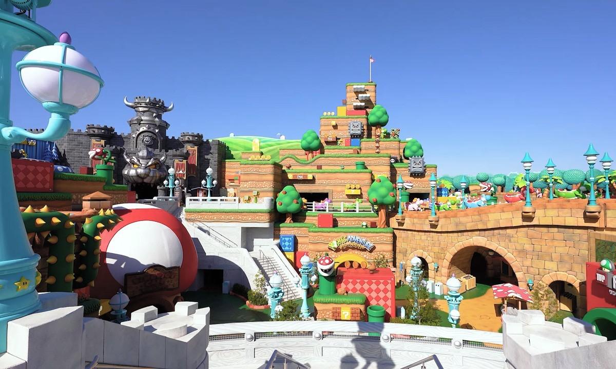大阪环球超级任天堂世界将于 3 月 18 日正式开业