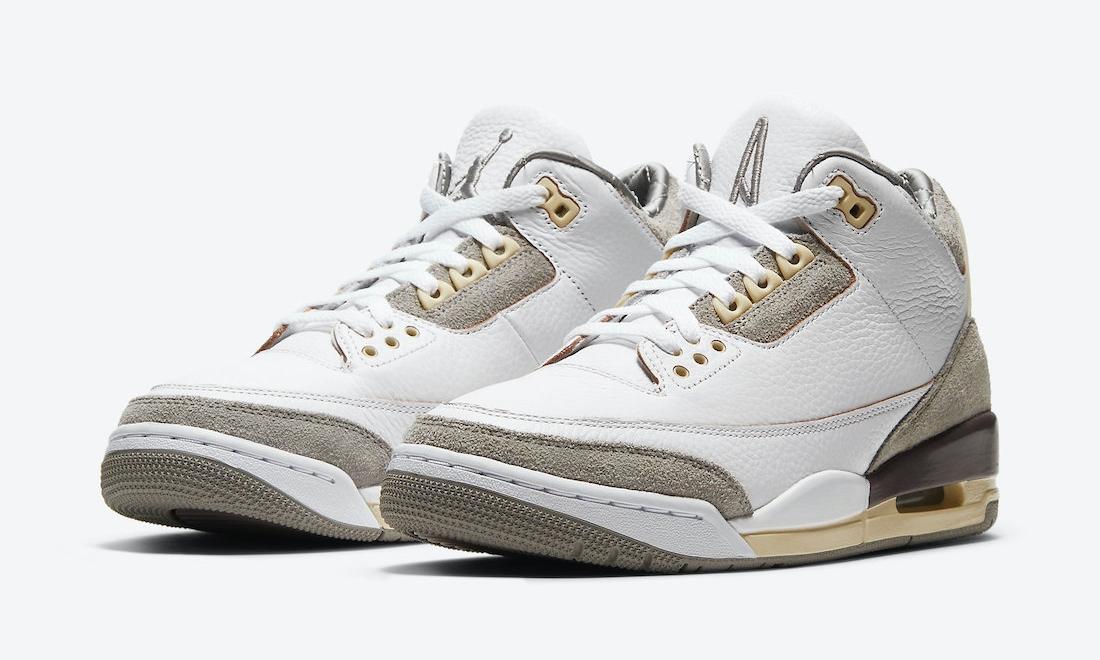 A Ma Maniére x Air Jordan III 发售日期确定