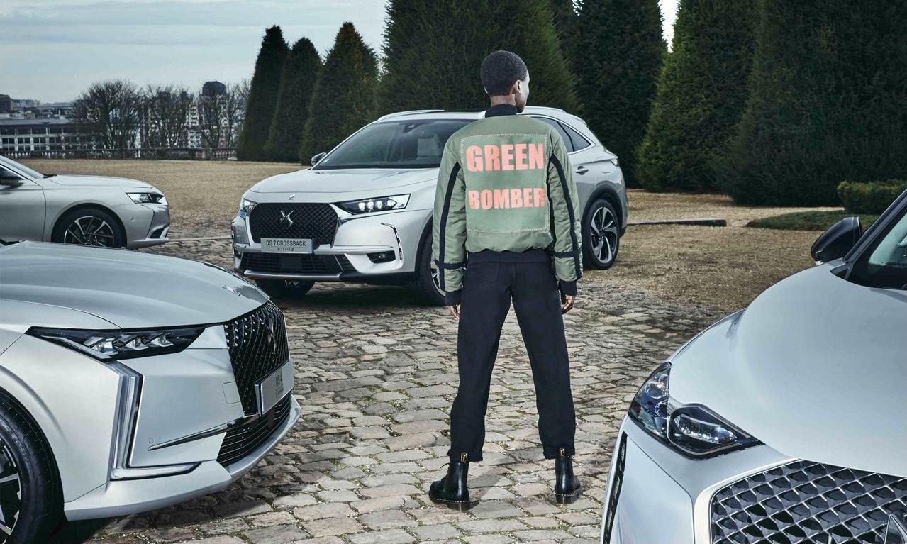 DS 汽车公司首次在巴黎时装周发布环保胶囊系列服装