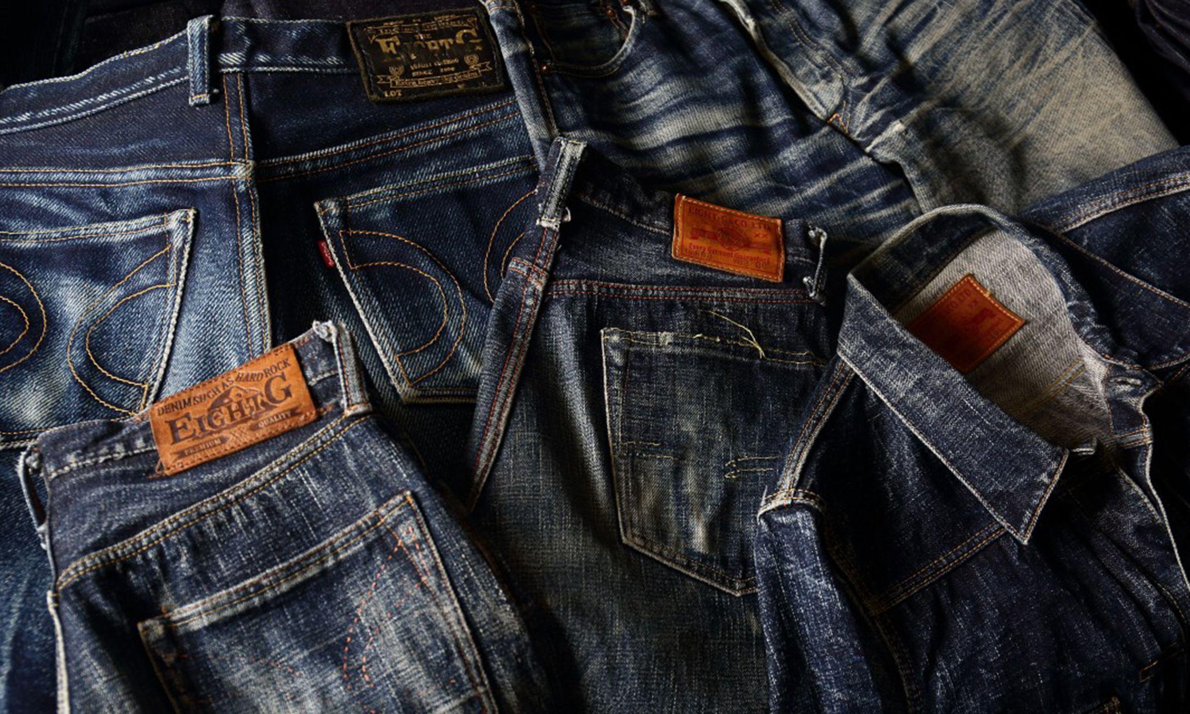 美国人发明牛仔裤,但「发扬光大」的是日本人
