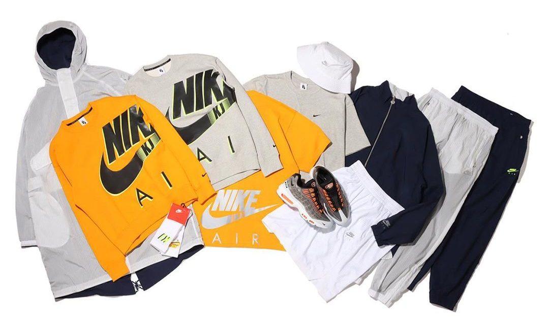 Kim Jones x Nike 联名系列即将登场