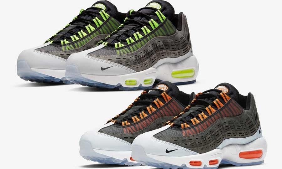 Kim Jones x Nike Air Max 95 官图释出