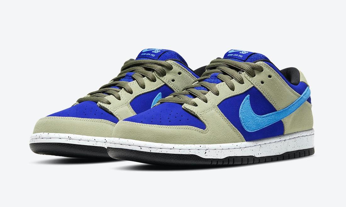 Nike SB Dunk Low「Caldera ACG」官图释出