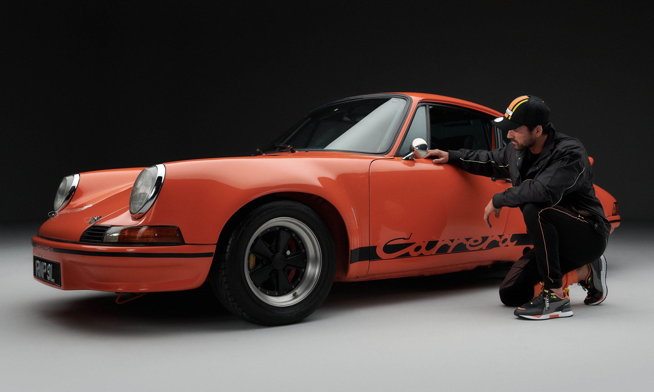 PUMA 推出 2021 春夏 Porsche Legacy Statement 系列