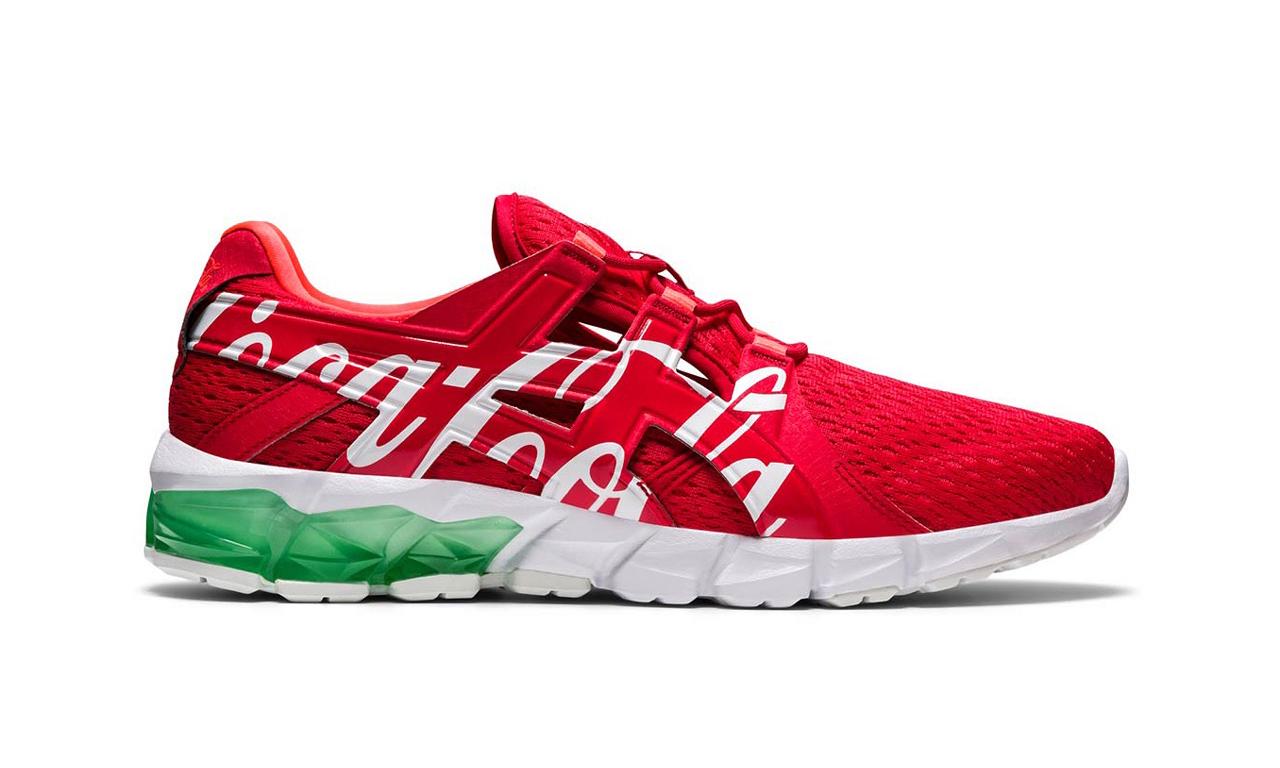 可口可乐携 ASICS 推出「Tokyo」联乘鞋款