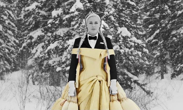 Thom Browne 发布 2021 秋冬时装系列
