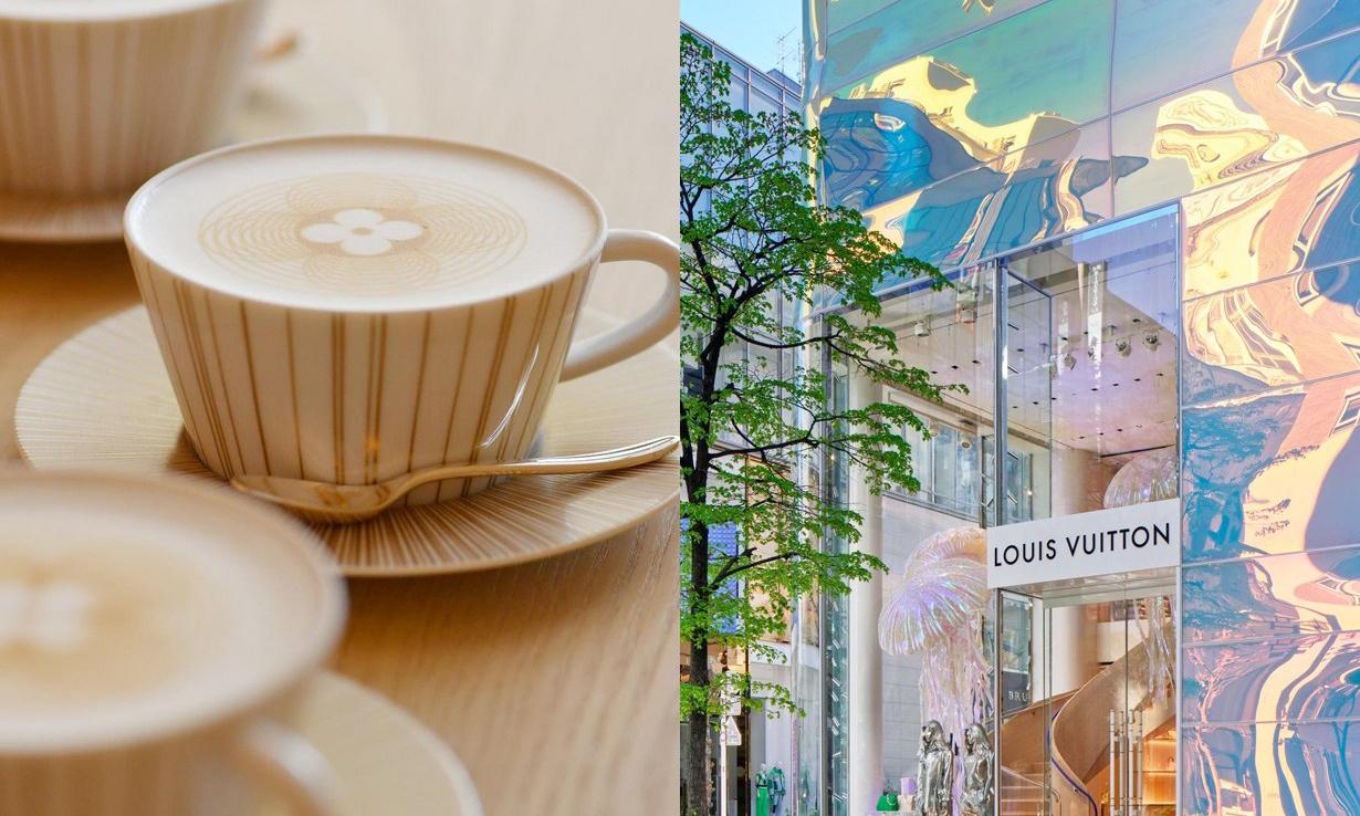 LOUIS VUITTON 将于银座旗舰店顶楼开设巧克力专卖店 「Le Chocolat V」