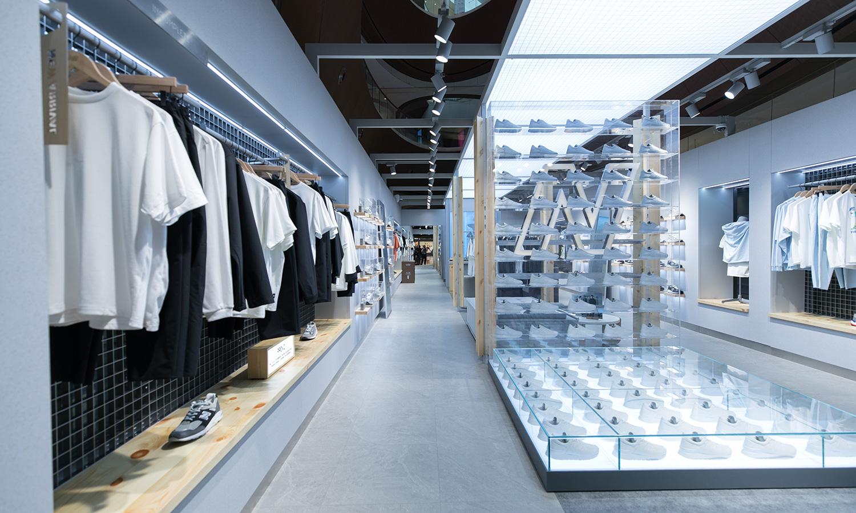 NEW BALANCE 的概念店开到广州了?
