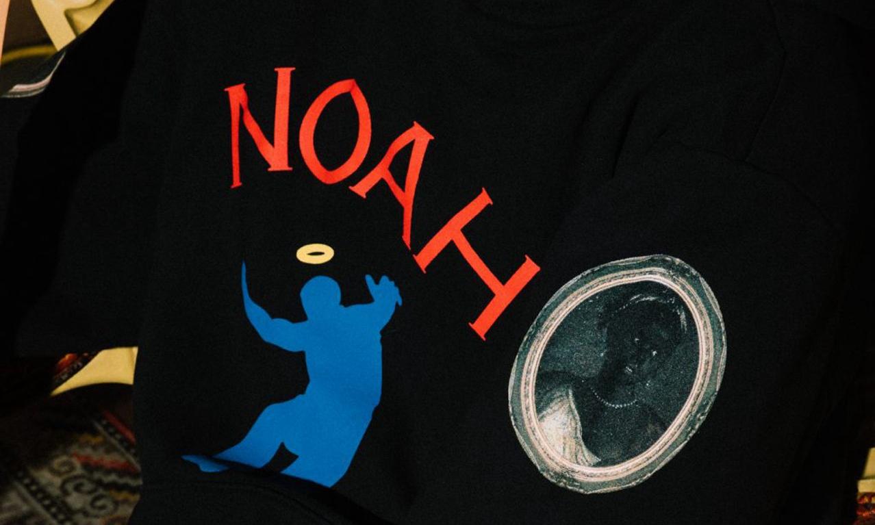 NOAH x Union LA 30 周年纪念系列公开