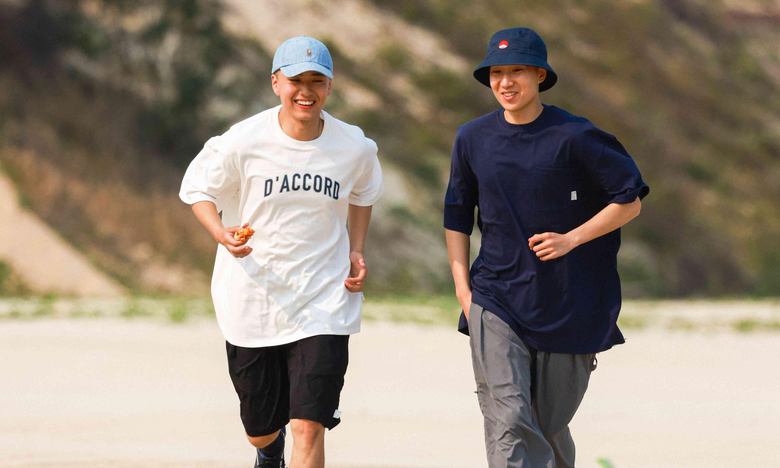 PIN SKTBS 2021 春夏「Beach Boys」系列造型特辑释出