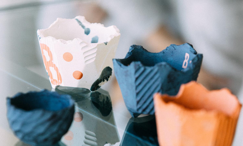N/OH × B:MING by BEAMS 推出联名陶器系列