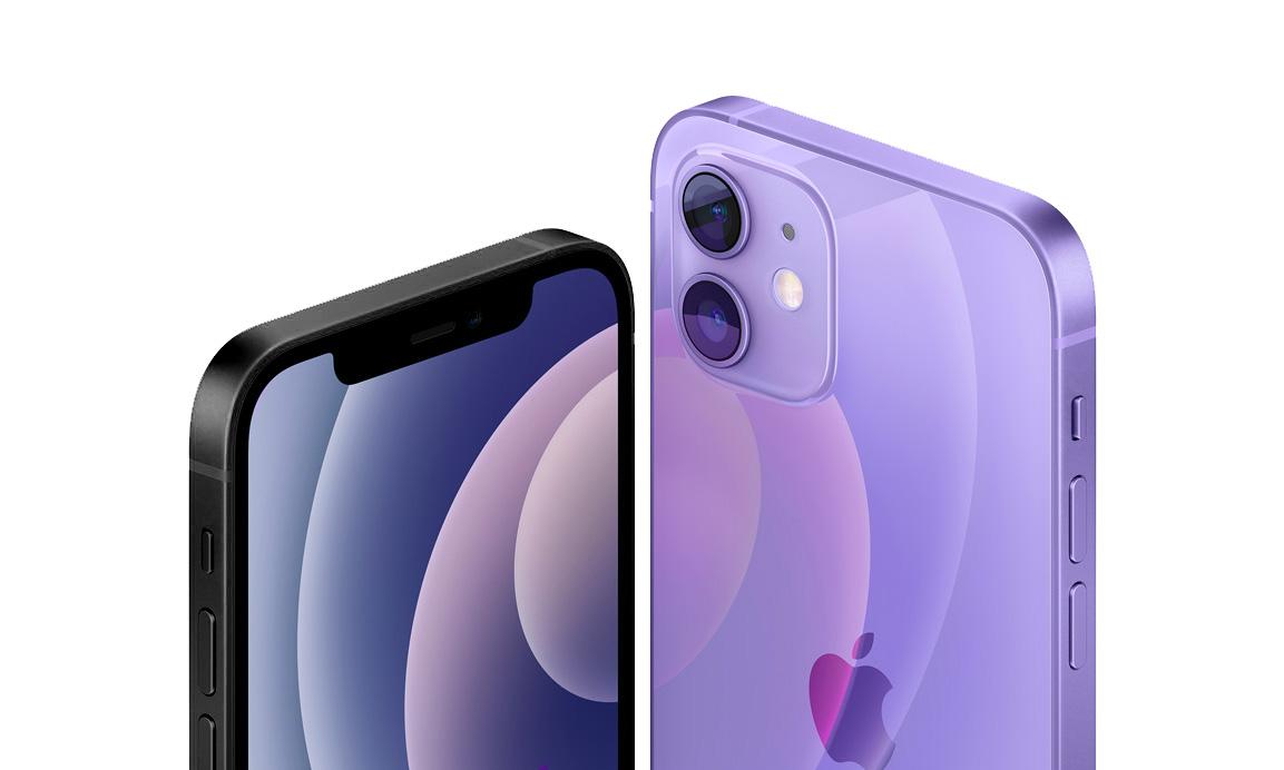 iPhone 12 你会选什么颜色?