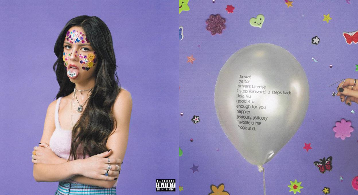 继神曲《drivers license》后,Olivia Rodrigo 首张专辑即将到来