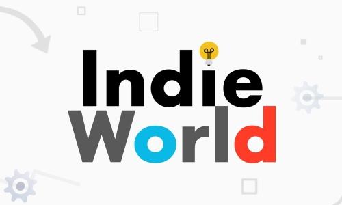 任天堂将举行「Indie World」游戏发布会