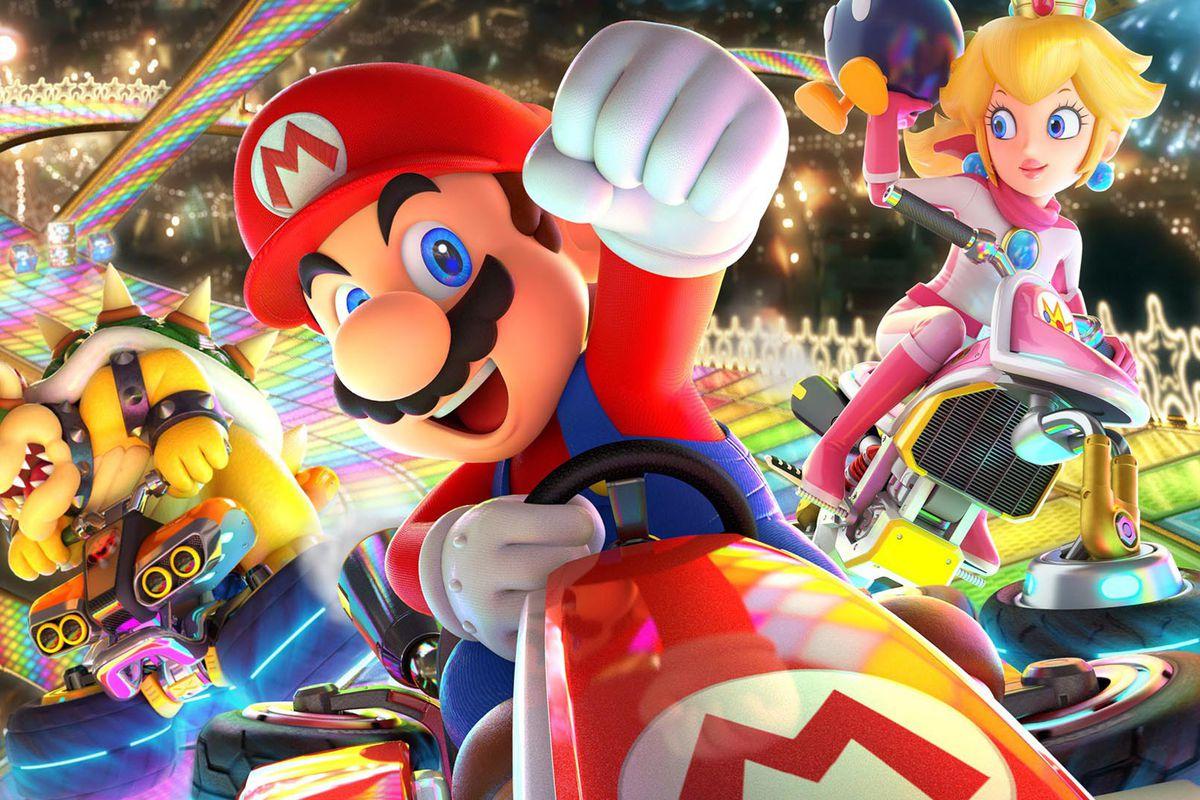 《Mario Kart 8》成为美国历史上赛车类游戏销售冠军