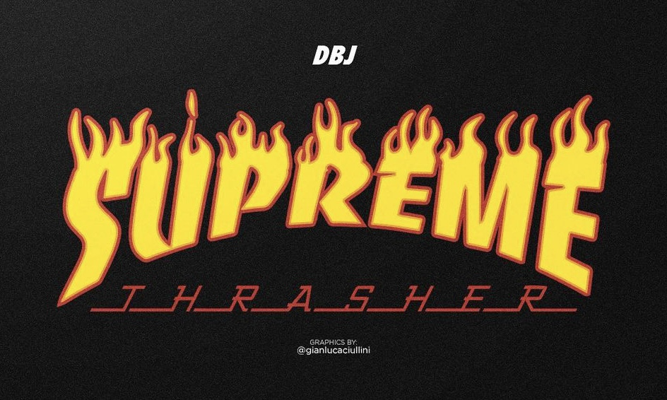 强势回归,Supreme x THRASHER 联名系列即将登场