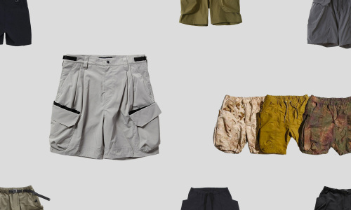 花 2,000 左右买条功能短裤,能挑到什么款?