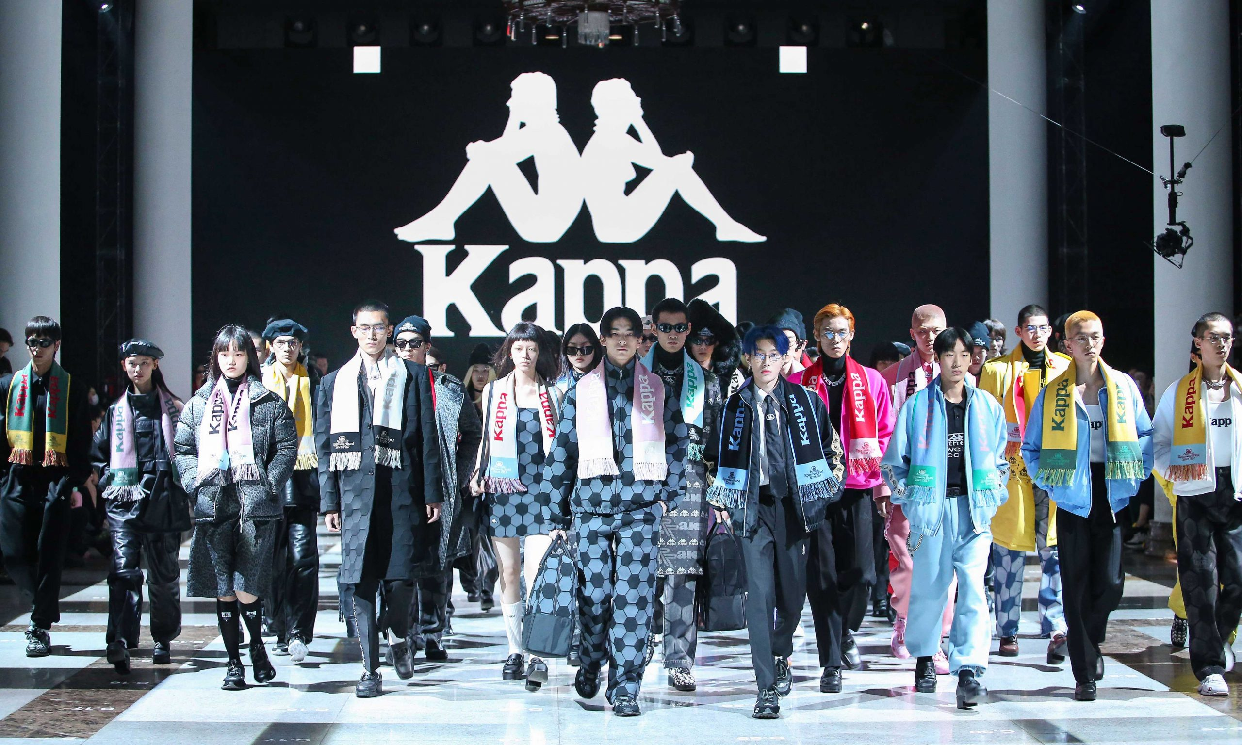 从开辟运动装到运动时装,Kappa 中国首秀在新设计语境下表达了什么??