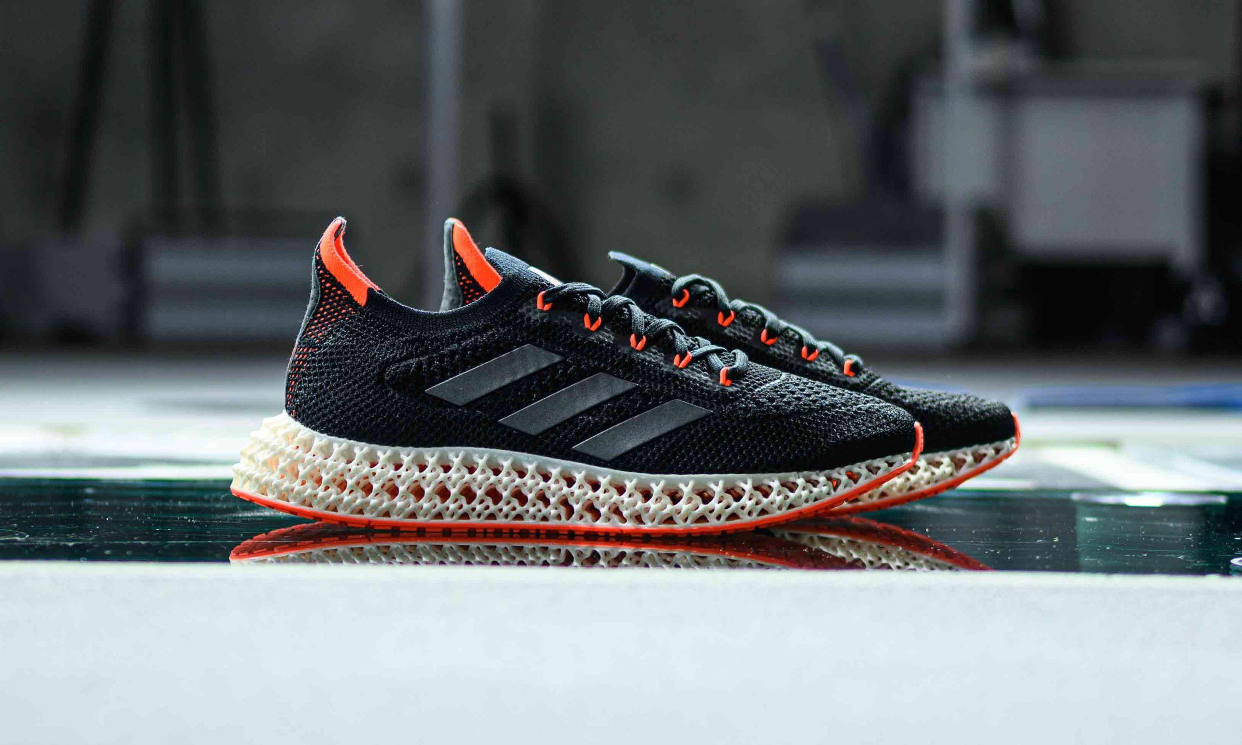 三倍动力 GET,adidas 发布全新 4DFWD 跑鞋