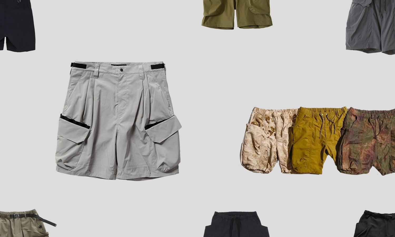 2,000 元左右的功能短裤,可以选什么?