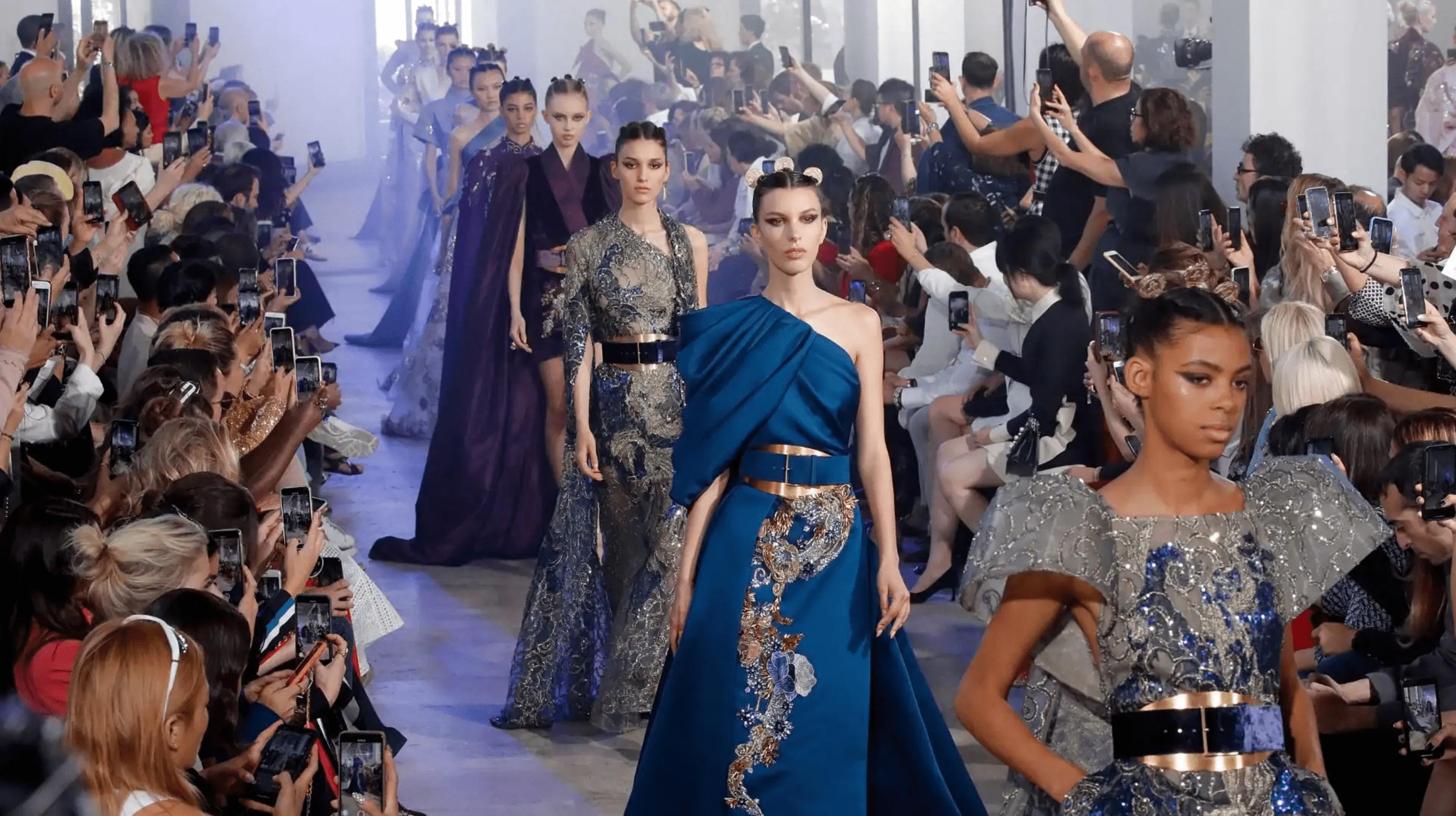 2021 巴黎高级定制时装周将于 7 月回归线下呈现