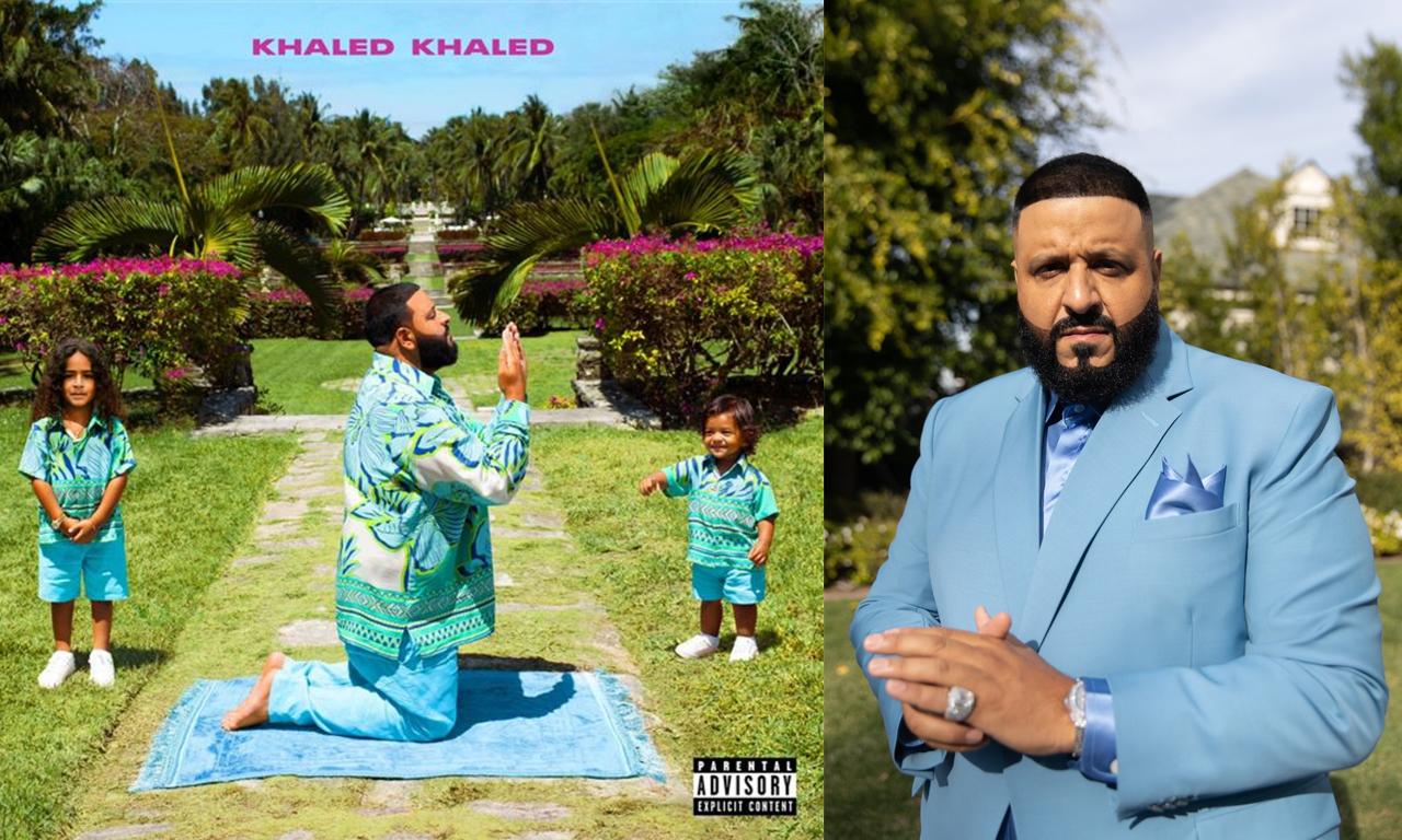 DJ Khaled 新专《Khaled Khaled》登顶 Billboard 200 专辑排行榜