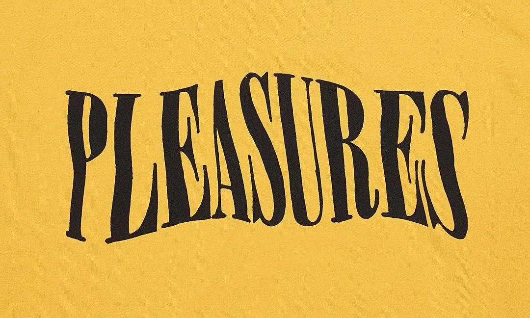 PLEASURES 全新胶囊系列正式开催