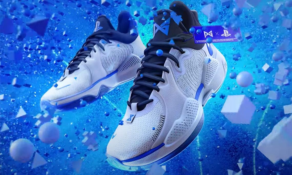 SONY PlayStation x Nike PG5 发售日期确定