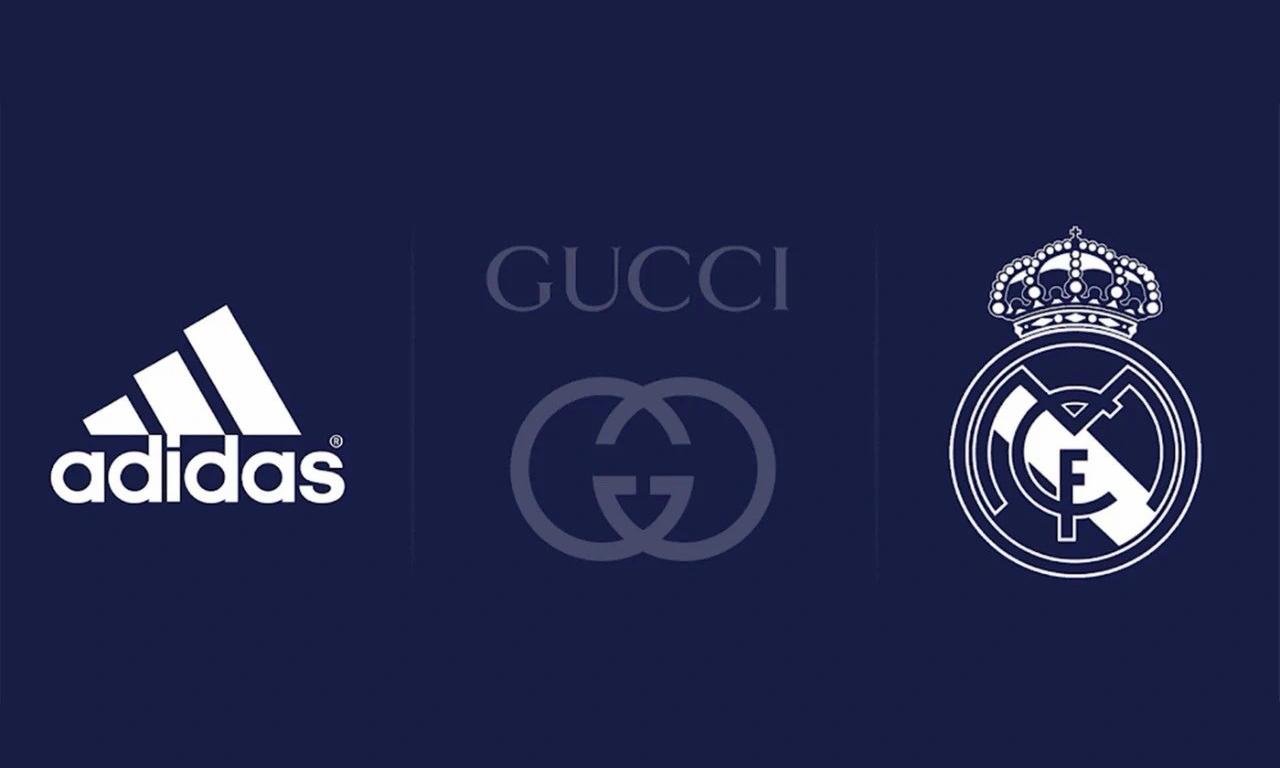 adidas x GUCCI x Real Madrid 三方联名或将开启