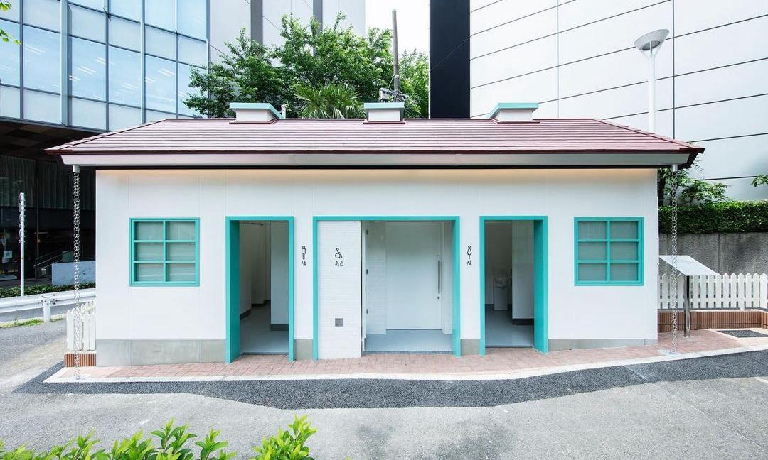 是谁让 NIGO® 在东京盖「公共厕所」的?